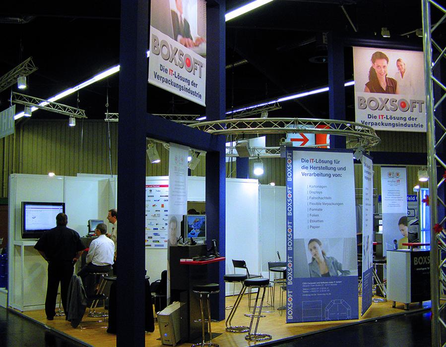 Messen, CSG Fachpack 2006
