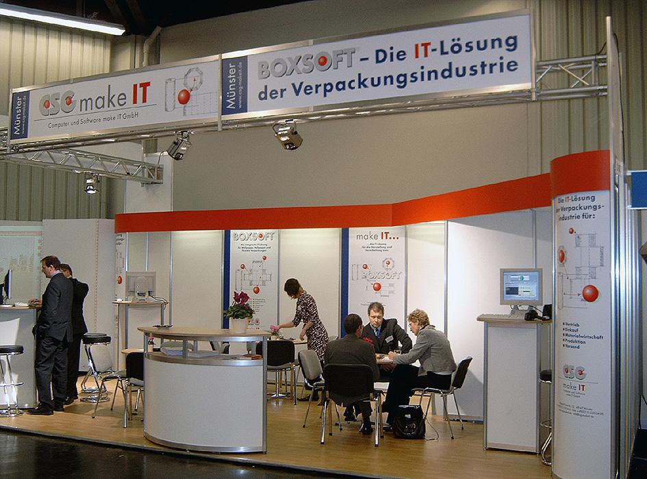 Messen, CSG Fachpack 2003