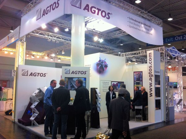 Messen, AGTOS, Hannover Messe 2013